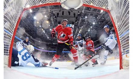تیم هاکی کانادا با شکست فنلاند قهرمان جهان شد