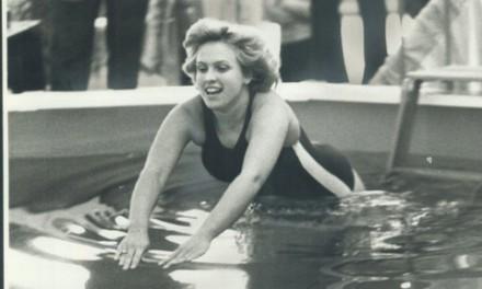 ملکه شنای ماراتون تورنتو در ۵۸ سالگی درگذشت