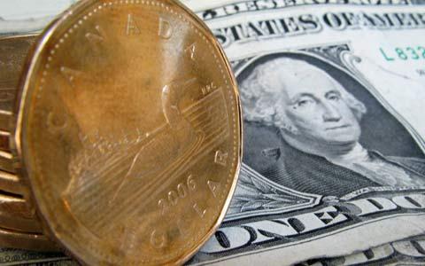 ارزش لونی به هشتاد سنت آمریکا رسید