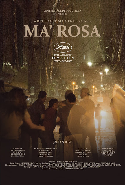 ma rosa POSTER