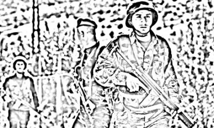 روزهای سربازی مولود/ ترجمه: بهرام بهرامی ـ حسن زرهی