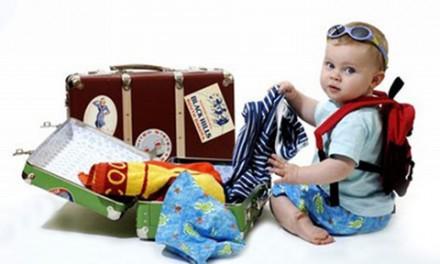 مسافرت با کودکان و نوزادان/محمد رحیمیان
