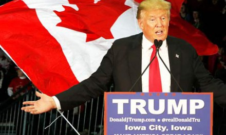 چرا نام کانادا در مبارزات انتخاباتی آمریکا مطرح می شود؟
