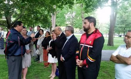 دولت انتاریو از مردمان بومی پوزش خواست