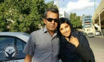 شیما بابایی با وثیقه از اوین آزاد شد
