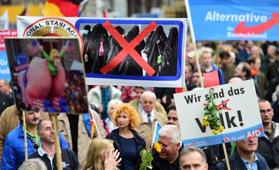 رشد گرایش های ضداسلامی در جامعه آلمان/جواد طالعی