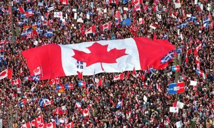 جشن تولد ۱۴۹ سالگی کانادا