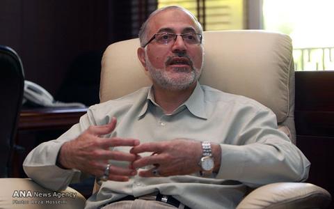محمد جهرمی رئیس سابق بانک صادرات ایران و متهم در جریان اختلاس بزرگ