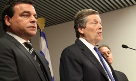 شهردار تورنتو: مردم را باید از خطرات اسلحه آگاه کرد