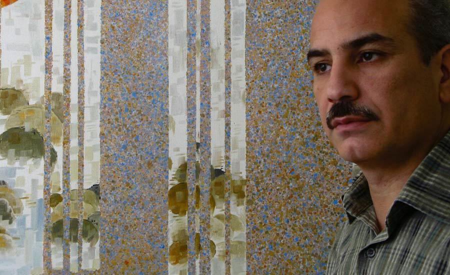 هنرمند رخشی می آفریند تا سنگینی اندیشه اش را حمل کند/ بهرنگ رهبری/شیوا شرف پور