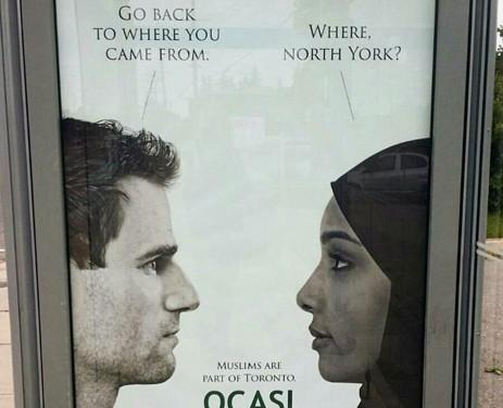 کارزار تورنتو علیه نژادپرستی و تبعیض
