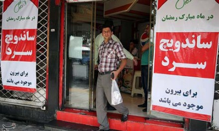 مصرف غذای حرام از جمله اتهامات یک شهروند آبادانی