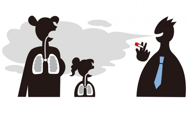 در معرض مستقیم دخانیات/محمد رحیمیان