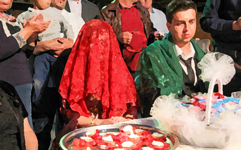 عروسی مولود و رایحه/ ترجمه: بهرام بهرامی ـ حسن زرهی