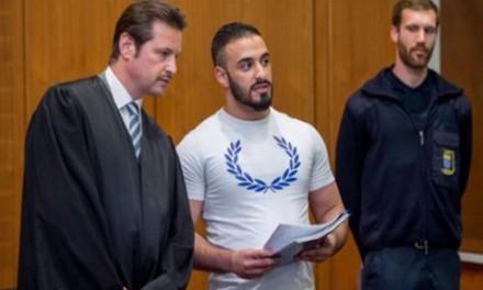 آلمانی ایرانیتبار به جرم جنایت جنگی به زندان محکوم شد
