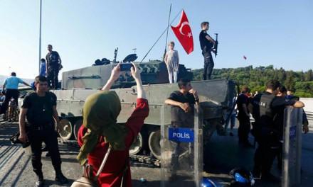 واکنشهای بینالمللی به کودتای نافرجام در ترکیه