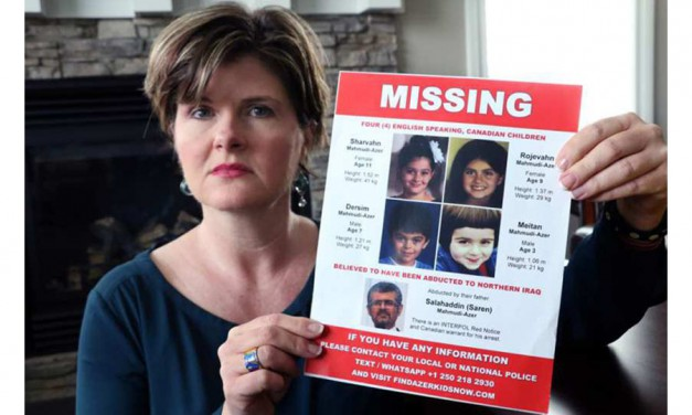 درخواست مادر کانادایی از جاستین ترودو برای برگرداندن فرزندانش از ایران