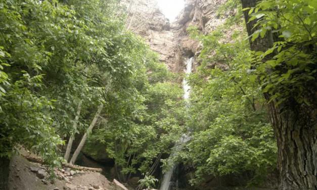 آبشار خَرو ـ نیشابور/جعفر سپهری