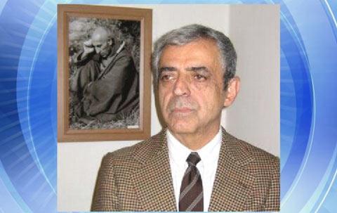 دستگیری کوروش زعیم عضو شورای مرکزی جبهه ملی ایران