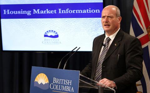 خریداران خارجی املاک در بریتیش کلمبیا باید  ۱۵ درصد بیشتر مالیات بپردازند