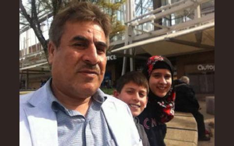 لغو اقامت دائم یک پناهنده افغان بعد از سفرش به افغانستان