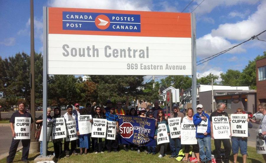 کارگران پست کانادا در گذر از یک مرحلهی تاریخی/ وحید یوسفی