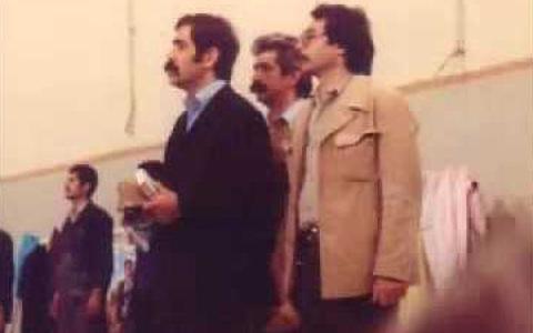 سعید سلطانپور بر صحنه نمایش عباس آقا کارگر ایران ناسیونال