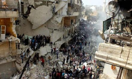 سوریه و صف بندی نظامی در خاورمیانه/علی قره جه لو