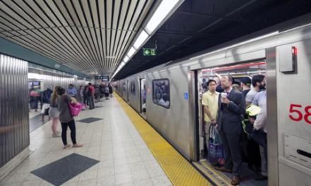 افزایش مشکلات سیستم حمل و نقل تورنتو