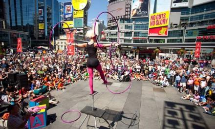 فستیوال بین المللی دوره گردان در تورنتو به نفع بیماری صرع