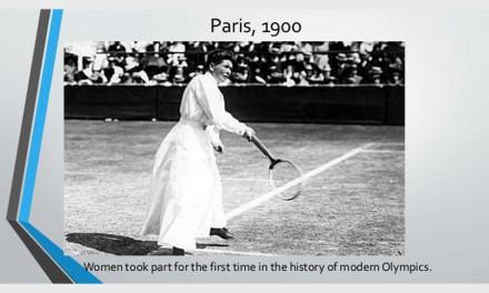 مبارزه ی صد ساله ی زنان برای شرکت در المپیک/ ترجمه: منیژه موذن