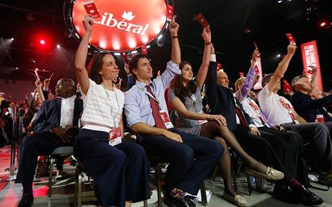 تغییرات اساسی و چشمگیر در پی انتخابات فدرال سال گذشته