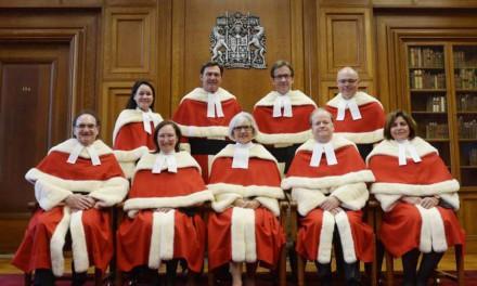 اعلام فرآیند جدید انتخاب برای دادگاه عالی قضات کانادا