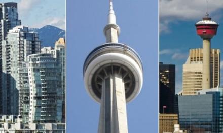 ونکوور، تورنتو و کلگری در میان بهترین شهرهای جهان برای زندگی