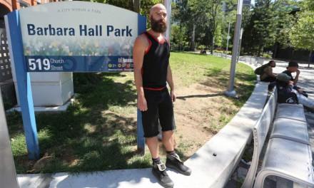 مواد مخدر، جرم و جنایت نگرانی یکی  از محله های تورنتو