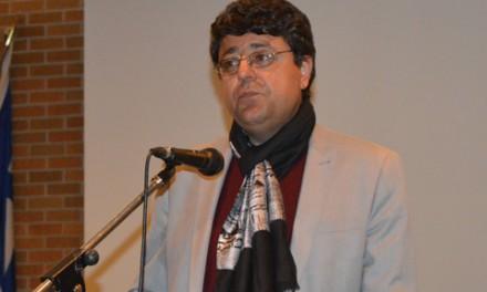 سخنرانی و شعرخوانی جمشید برزگر در تورنتو