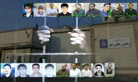 ۲۰ زندانی سنی کرد در زندان رجایی شهر اعدام شدند
