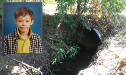 جسد پسربچه گم شده پیدا شد