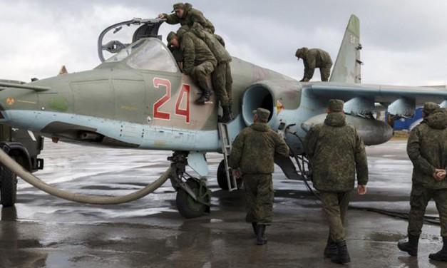 استقرار جنگنده های روسی در همدان؛سرکوب داعش یا جنگی تازه در ایران؟ /جواد طالعی