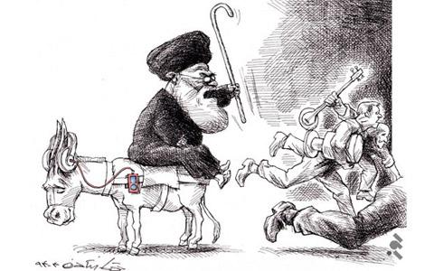 """""""ملا طوایفی"""" و مجلسی که دیگر در جریان امور نیست/اسد مذنبی"""