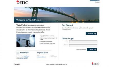 بیمه توسعه اعتباری و صادرات کانادا EDC/ فرهاد فرسادی