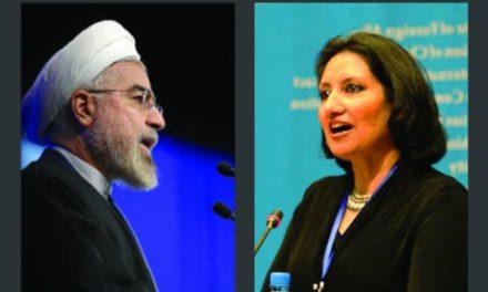 متن نامۀ جامعۀ جهانی بهائی به دکتر حسن روحانی رئیس جمهور ایران