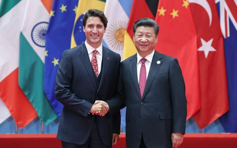 پیشنهاد ترودو برای مقابله با افکار ضد تجارت جهانی در اجلاس G20