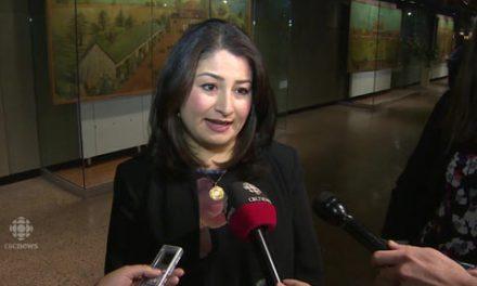 مریم منصف، نماینده ی پارلمان کانادا، زاده ی ایران