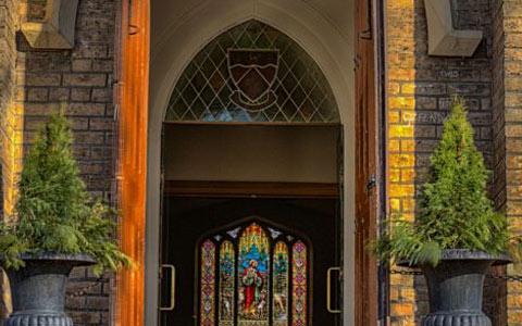 دویستمین سالگرد یکی از قدیمی ترین کلیساهای تورنتو