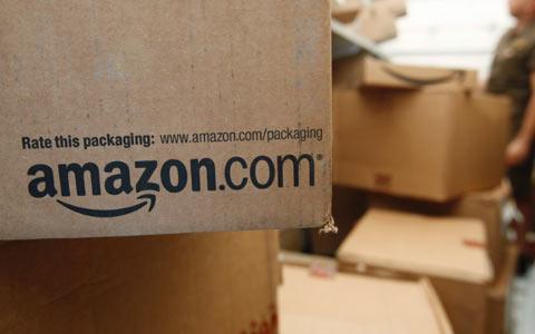 آمازون بسته ها را یک روزه تحویل می دهد