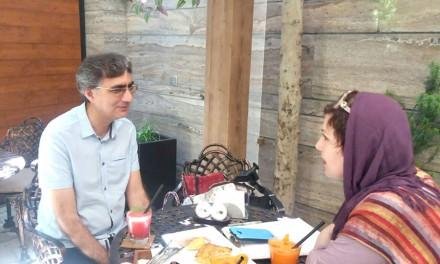 محمد احسانی: در مستندسازی محیط زیست از اولویت های من است/ گفت وگو: شیوا شرفپور