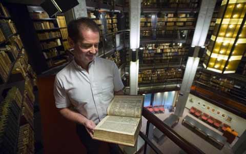 دانشگاه تورنتو کتابی با قدمت ۵۰۰ سال را خریداری کرد
