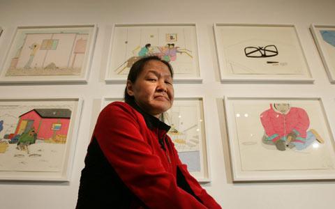 پلیس اتاوا در حال بررسی مرگ مشکوک هنرمند بومی