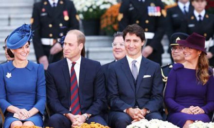 تور کاناداگردی خانواده ی سلطنتی انگلستان